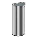 Indoor Crescent Trash Can - 8 Gallon