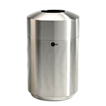 Cleanline Top Load Stainless Steel Trash Can - 39 Gallon