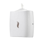 Value Wall Mounted Wipe Dispenser in White, Black or Grey