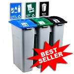 Simple Sort Triple recycling Station