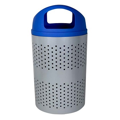 The Portland Recycling Bin with Dome