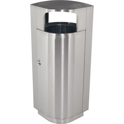 Leafview 20 Gallon Trash Receptacle