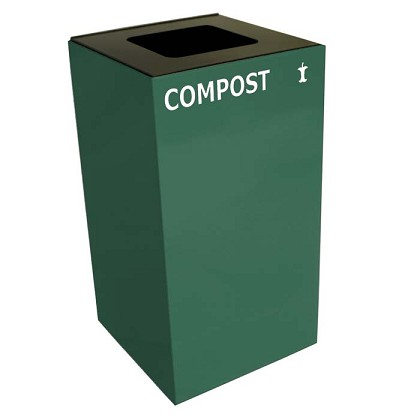 Geocube Composting Container
