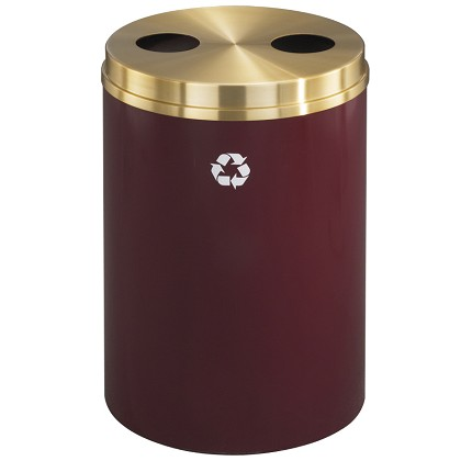 Glaro Dual Purpose Waste and Recycling Container