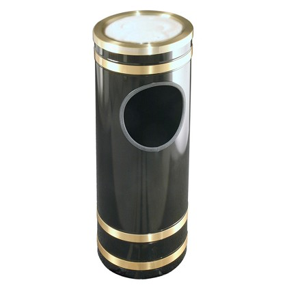 Monte Carlo Ash/Trash Receptacle with Sand Cover